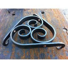 www.facebook.com/CJForgeBlacksmith #blacksmith #forged #trivet
