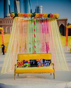 Abu Dhabi weddings   Khushdeep & Sabah wedding story   WedMeGood