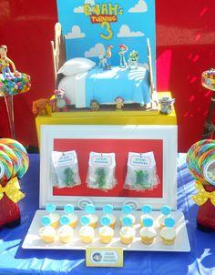 . Oh Azúcar Eventos: Toy Story cumpleaños