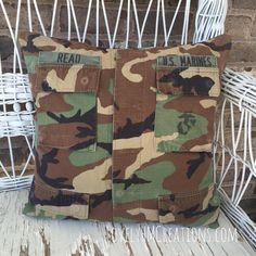 Military Uniform Pillow ⚓️ Etsy order  #usnavy #usn #deployment #usmc #military…