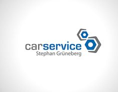 Logo, Briefpapier, Visitenkarte – car Service