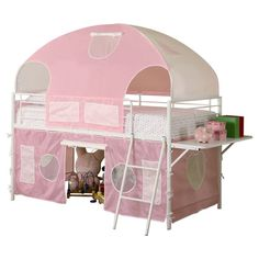 You'll love the Victoria Twin Low Loft Bed at Wayfair - Great Deals on all Baby & Kids products with Free Shipping on most stuff, even the big stuff.