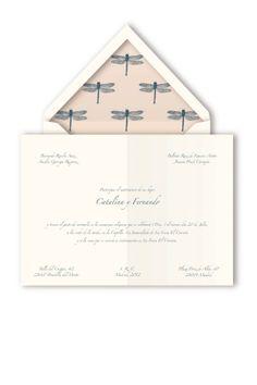 """Querida Valentina es un pequeño taller de papelería artesanal con sede en Madrid que diseña cada trabajo, tal y como dicen ellos, """"con el corazón para bodas con magia""""."""