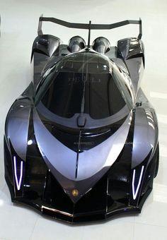 ''Devel Sixteen'' 2017 Best New Concept Car Of The Future