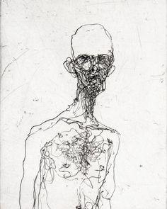 Jesper Waldersten creates images where nothing is static, nothing is obvious. Kunst Inspo, Art Inspo, Art And Illustration, Art Sketches, Art Drawings, Arte Sketchbook, A Level Art, Create Image, Weird Art