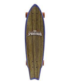 Custom skateboards ultimate spider man and spider man on pinterest