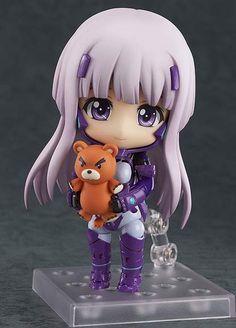 Inia Sestina Nendoroid Figure ~ Muv Luv $35.00 http://thingsfromjapan.net/inia-sestina-nendoroid-figure-muv-luv/ #muv luv #lnia sestina figure #anime figure