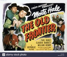 Image result for the old frontier