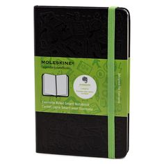 Use Evernote's Page Camera feature to capture the pages of your notebook with your Smartphone or tablet. Take a photo of any page in this book with the Evernote Page Camera and it instantly becomes di