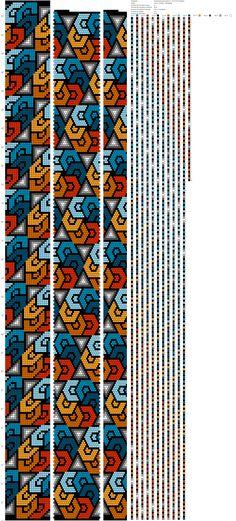 24 around tubular bead crochet rope pattern. Crochet Bracelet Pattern, Loom Bracelet Patterns, Beaded Necklace Patterns, Crochet Beaded Bracelets, Bead Crochet Patterns, Beaded Crochet, Bead Crochet Rope, Beading Patterns Free, Beaded Embroidery