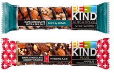 Tendances Nutrition: Les barres Be-Kind énergétiques et aux céréales. Nuts can improve blood sugar control in type 2 diabetes.