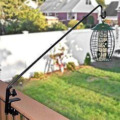 Bird Feeder For Deck