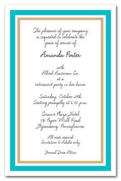 office anniversary invitation wording