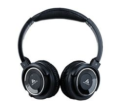 Artiste ABH302 Blueooth Wireless Game HIFI Headphone for PC Cellphone with Microphone Black