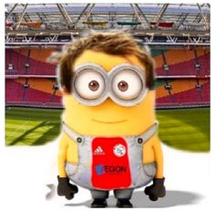 Ajax!! Cristian eriksen jonguuuuh - Ajax minions - Powered by DataID Nederland