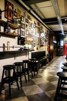 Barbearias: três projetos em Porto Alegre com referências retrôs - Casa & Cia - Zero Hora - Casa & Cia: Vida e Estilo - Zero Hora