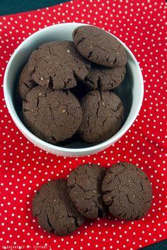 Breakfast at Tiffany's: Biscotti al cioccolato fondente senza uova e senza...