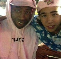 Tyler, The Creator and Nico