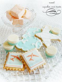 Aviation cookies for your next event!