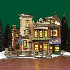 Department 56 - Christmas in the City  - 5th Avenue Shoppes