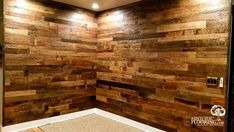 Handcrafted Products Etsy Pre-Finished Brown Barnwood Barn Board Our newest product Wood Panel Walls, Wooden Walls, Wood Paneling, Wall Panelling, Flooring On Walls, Hardwood Floors, Pine Flooring, Stained Shiplap, Wood Sizes