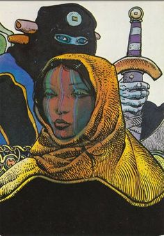 Illustration Moebius
