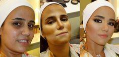Milagres da Maquiagem: Contorno