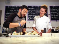 Check out the off-the-menu secrets Adam Richman found in New York City.