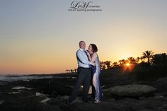 Sunset photography photo shoot for Mark and Emma to celebrate their 5 year anniversary!