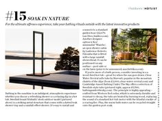 """I saw this in """"HOTLIST"""" in Elle Decoration UK May 2015."""
