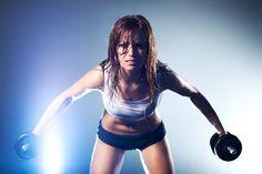 A Summer Workout from Head to Toe - a beginner workout and an advanced version. #beginnerworkout #workout