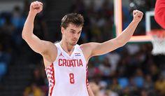 Mario Hezonja Croatia Roll Past Lithuania Win Group B