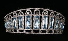 Königliche Juwelen: Aquamarin Parure von Zarin Alexandra