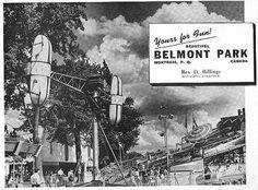 montreal belmont park - Google Search