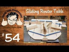SUPER table saw sled crosscuts, tenons, finger/box joints, splines, dovetails and more! Table Saw Crosscut Sled, Table Saw Sled, Table Saw Jigs, Diy Table Saw, A Table, Diy Projects Plans, Easy Woodworking Projects, Diy Craft Projects, Woodworking Store