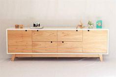 Muebles para guardar de todo - Living - ESPACIO LIVING