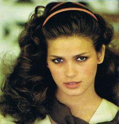 Gia Carangi in Glamour - July 1979