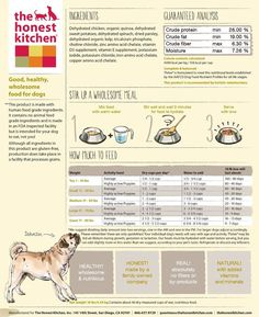 The Honest Kitchen Revel Natural Human Grade Dehydrated Dog Food Prepossessing Honest Kitchen Dog Food Review