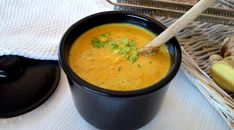 Basenfasten/Cremige basische Süßkartoffelsuppe Rezept - Pretty You Thai Red Curry, Low Carb, Ethnic Recipes, Wellness, Snacks, Fitness, Alkaline Recipes, Chef Recipes, Appetizers