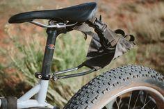 Porcelain Rocket Mr. Fusion Seat Pack, Bikepacking