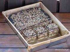 Obżarciuch: Wesoły słonecznik Homemade Cakes, Butcher Block Cutting Board, Easy, Kuchen, Homemade Desserts