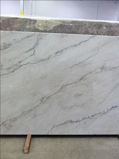 another slab of Bianco Macabus Quartzite. the other picture that i pinned is a little different.