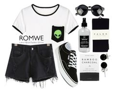 """Tender Loving Kisses on Your Stab Wounds"" by katielynnr ❤ liked on Polyvore featuring Vans, Love and Madness, Falke, Bling Jewelry, Little Barn Apothecary and Herbivore"