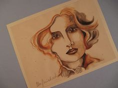 Drawing with Derwent Inktense Pencils by Sandy Mastroni, via Flickr