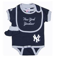 70e22874062b9 Great gift for the littlest Yankees fans in your life.