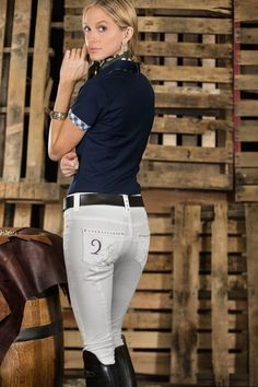 Equestrian style with 2KGrey