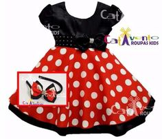 Fashion Kids, Disfraz Minnie Mouse, Kids Ca, Fantasia Disney, Mini Vestidos, Little Princess, Grandchildren, Holiday Parties, Tutu