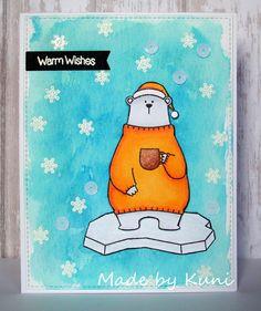 Kunis Bastelblog: Warm Wishes