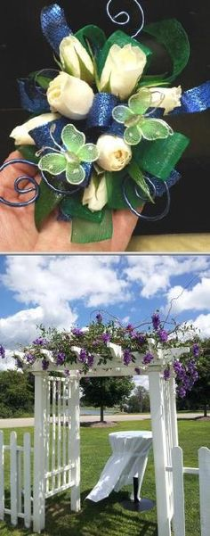 This company has some of the top florists and event decorators who create top quality designs of wedding flowers. They also do party, shower, anniversary, and funeral flowers arrangement.