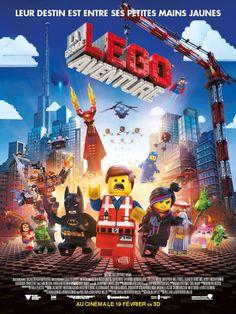 #Lego Movie, awesome!